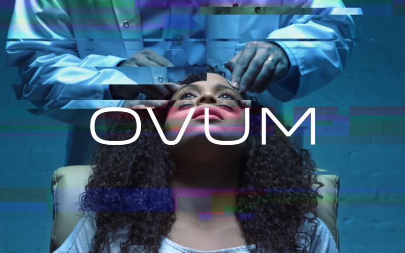Ovum by Cidney Hue – Title